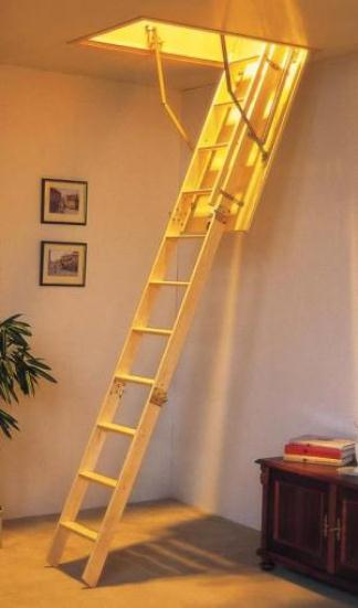 Attic Ladders And Loft Ladders By Attic Services Perth